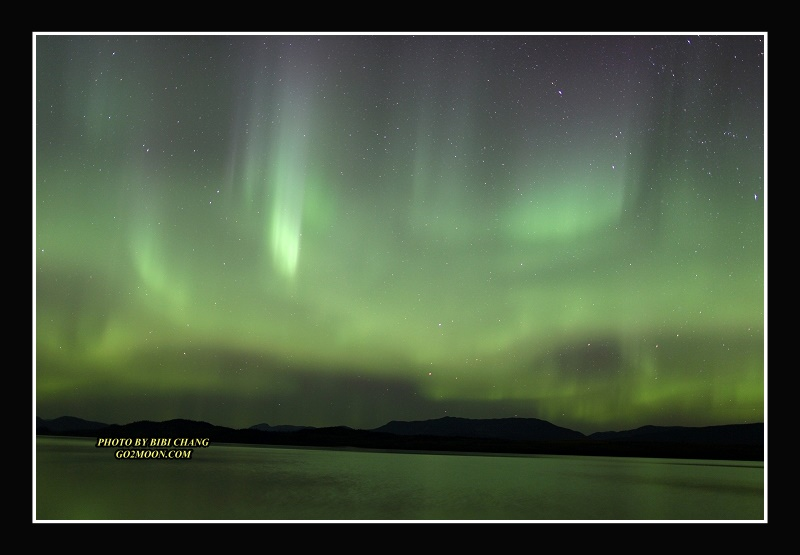 Whitehorse Northern Light